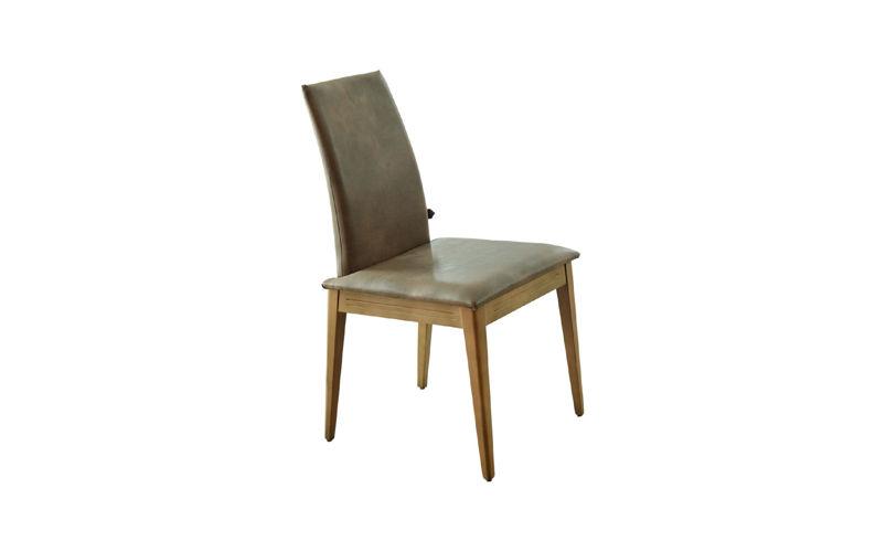 Metropol Style Ahşap Ayaklı Sandalye