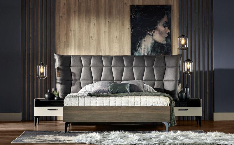 Prado Başlık 160 Luxus Nubuk Füme