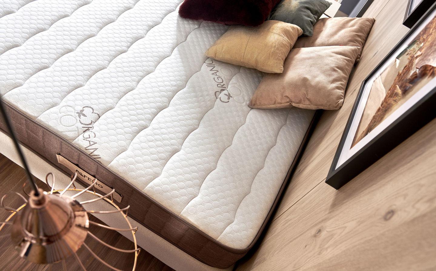 Cotton Touch Yatak 180 X 200