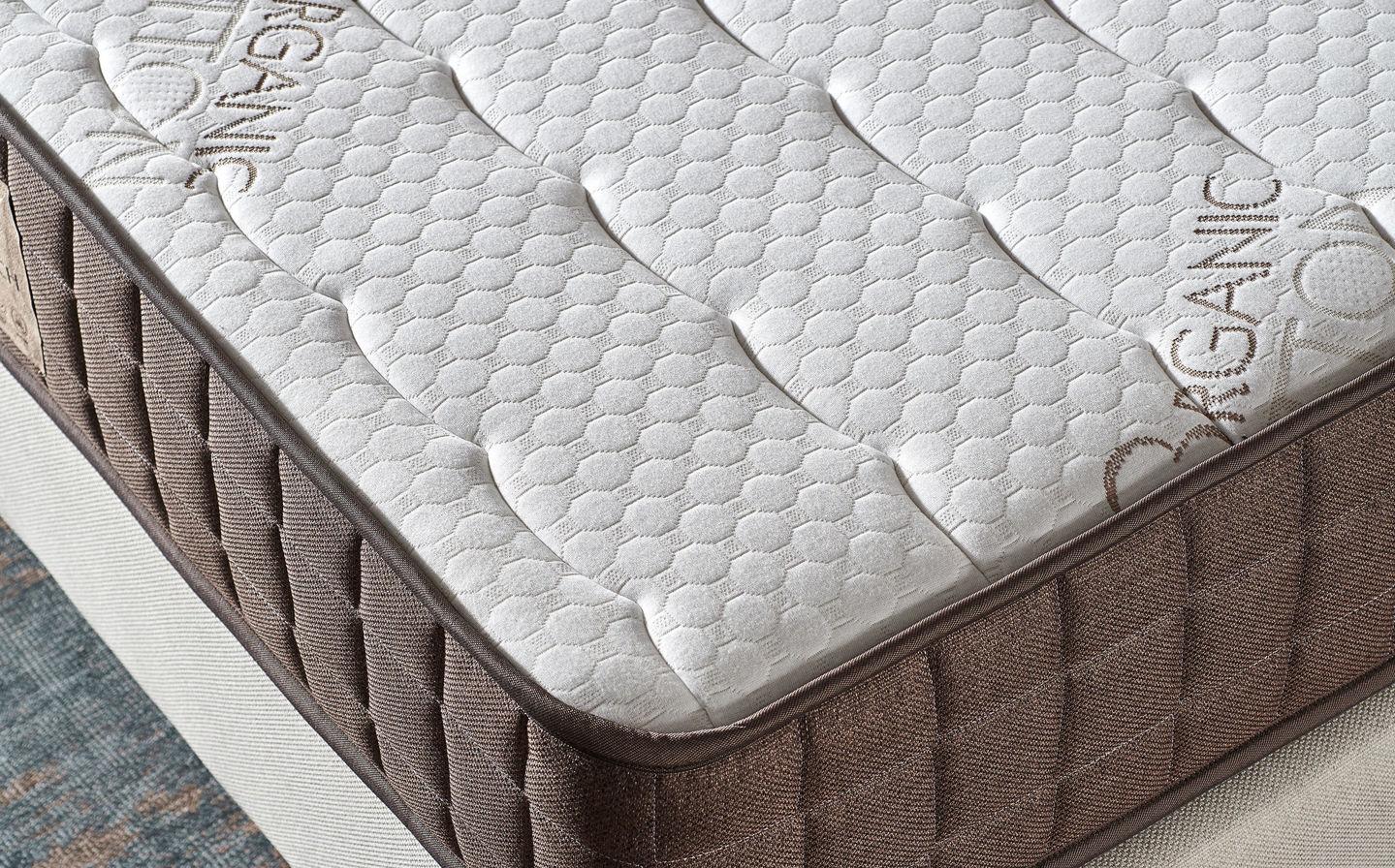 Cotton Touch Yatak 120 X 200