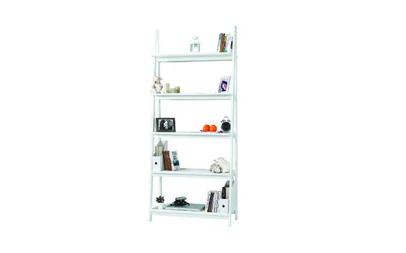 Scala Kitaplık Beyaz