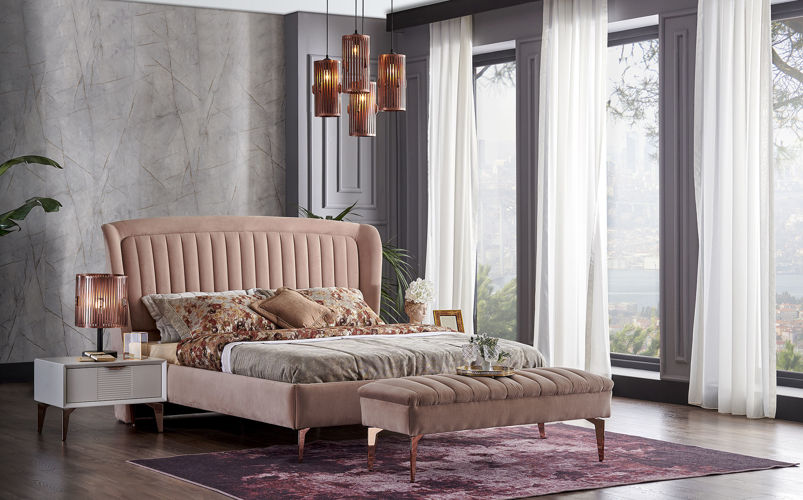 Garneth Yatak Odası