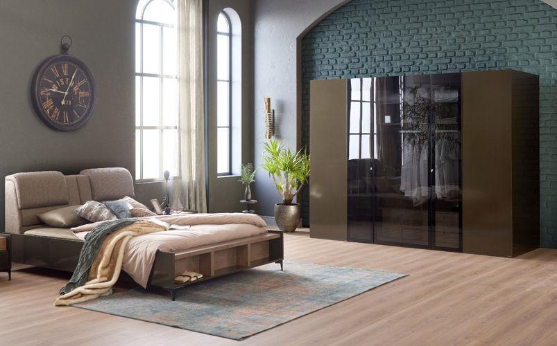 Metropol Style  Yatak Odası