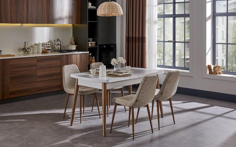 Vina Mutfak Masası Takımı